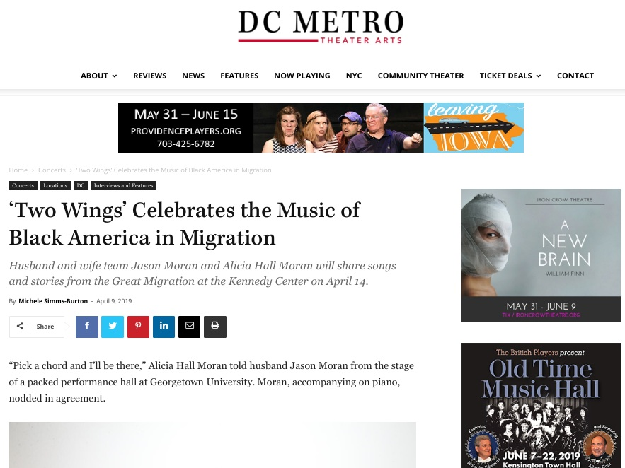 DC Metro Theater Arts