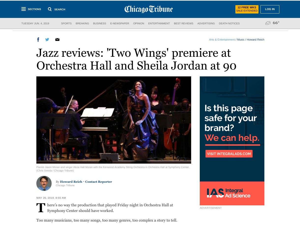 Chicago Tribune (Review)