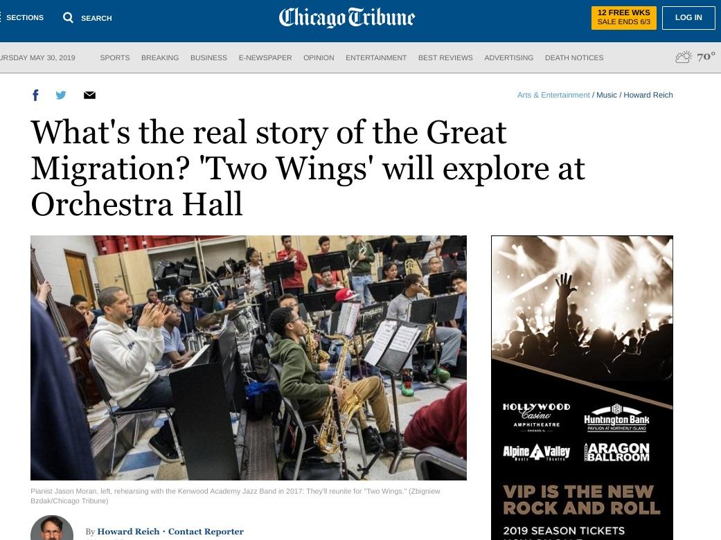 Chicago Tribune (Preview)