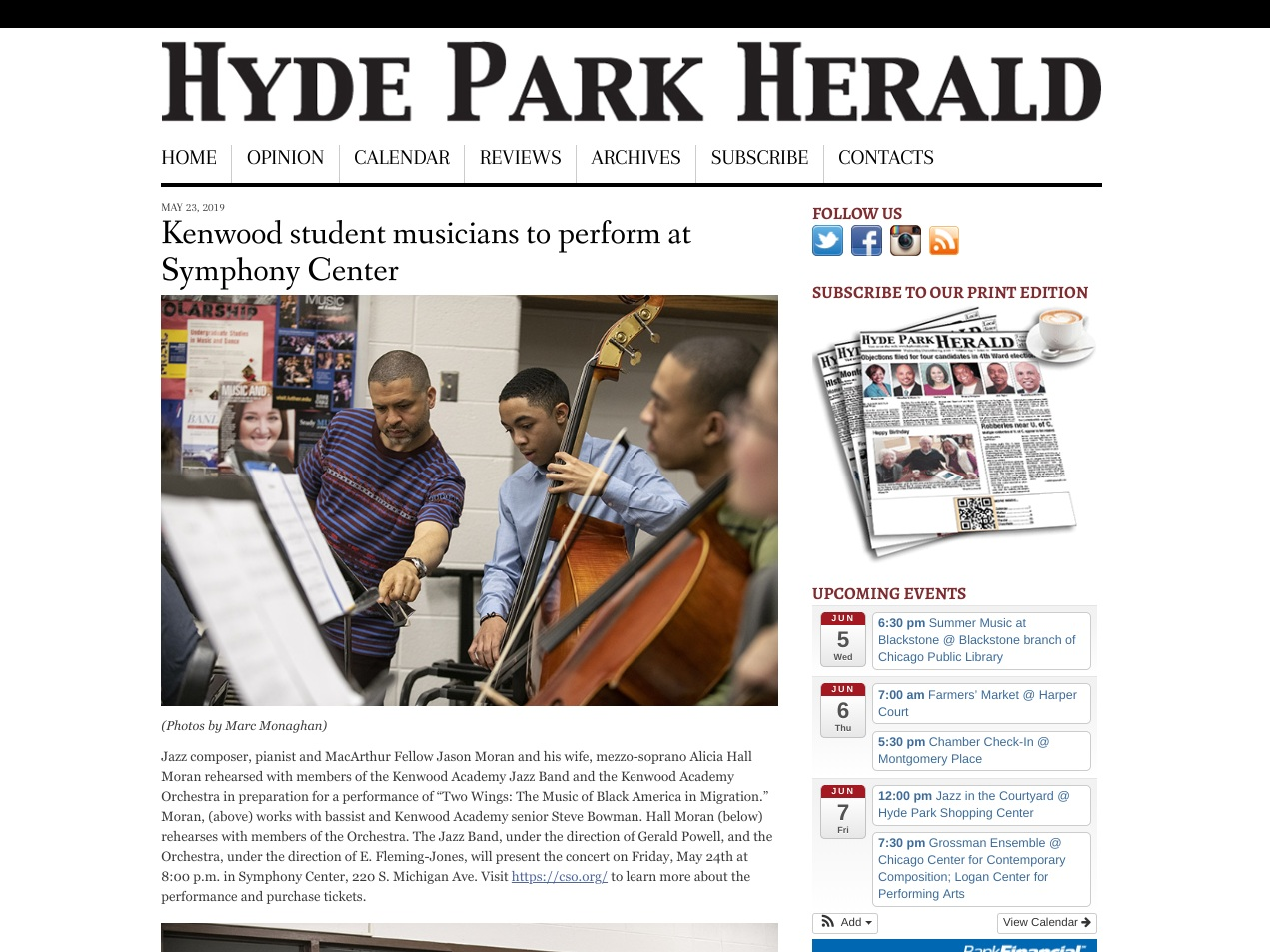 Hyde Park Herald