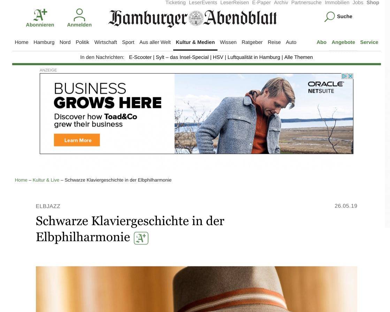 Hamburger Abendblatt (Preview)