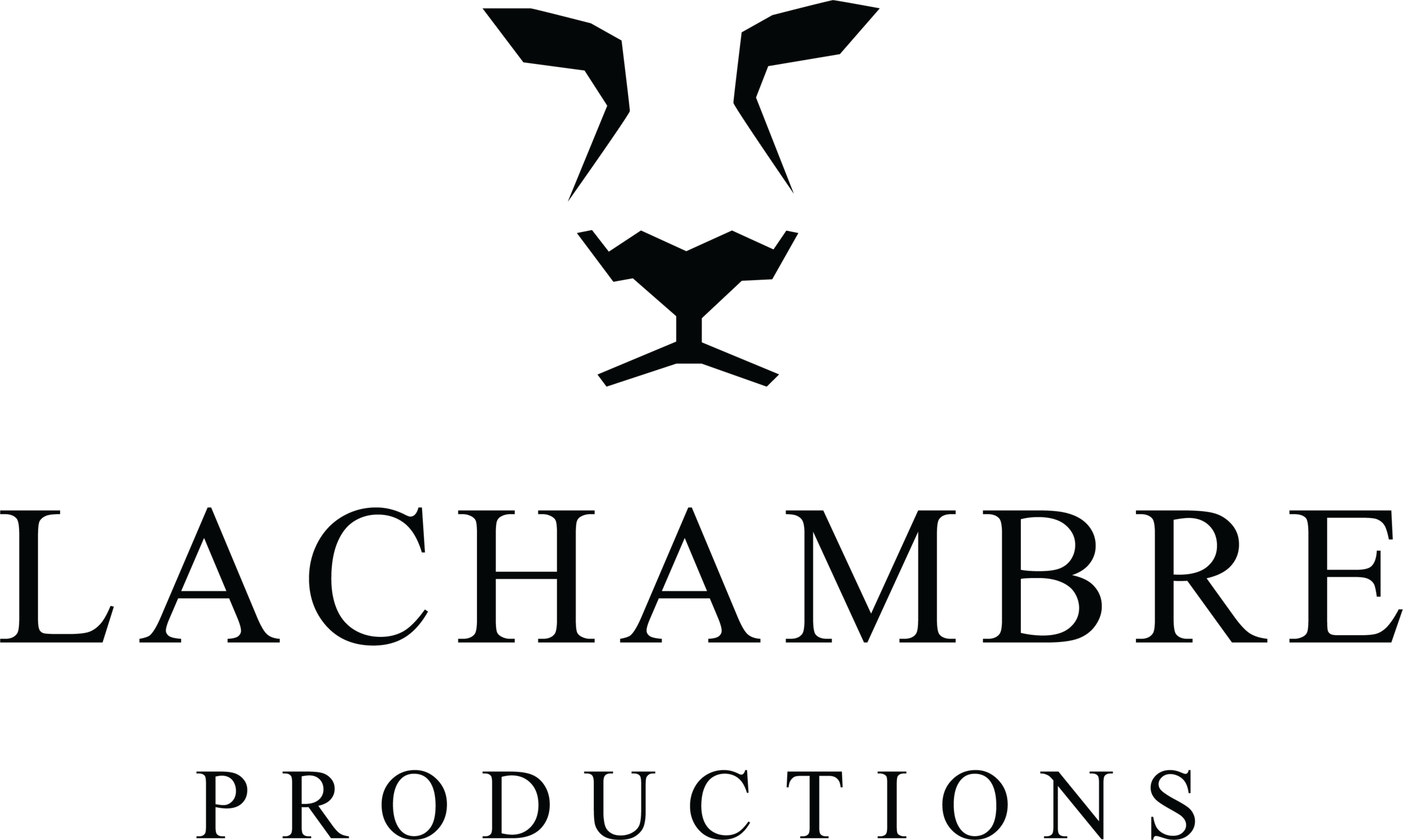 Lachambre Productions Black.png