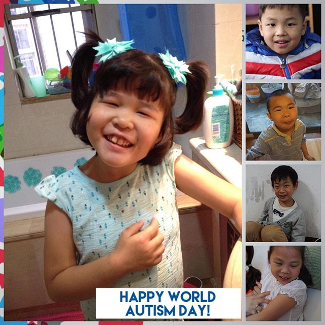 "Happy World Autism Day, friends! 🧩💙 What a wonderful day to celebrate and advocate for our children with autism! As complex and mysterious as autism may seem, it's more mysterious that no one is stepping forward to adopt these precious kiddos! They want to be loved! They are oh SO worthy of being loved!  Here are some very hurtful, yet popular myths about autism... ""Children/adults with autism feel no emotion nor interpret the emotion of others"" 🧩 NO! Not even close to the truth! People with autism have all the emotions you and I do. You will also find that they read other people's emotions extremely well. Just because they may not always be able to externalize their emotions, does not mean they do not feel them! ""Children with autism cannot learn"" 🧩 If you think this, obviously, they know more than you. Everyone has a different learning style, and everyone can learn. I think people with autism have taught me more about myself than any teacher or professor I've ever had. ""People with autism can't have friends"" 🧩 Just like you would a best friend, know your friend with autism enough to understand what their love language is. No one likes to be alone. People who are misunderstood can fall into loneliness so easily, we cannot let this be so! Many of today's misconceptions about autism would be solved if we took the time to get to know other people despite their differences. ""But I don't know how to raise a child with autism! I'm not *that* kind of parent!"" 💙 Ask any special needs parent you know if they are a super hero. They're not. As much as you think they are, they fall short everyday. Do you love your child? Then you will do it. Did you know there are thousands of children waiting for a family to love them despite a diagnosis?  Please pray for Kevin, Hope, Finn, Jase, and Neinke today among the many others who wait. Our hearts are especially burdened for those who weren't adopted in time - the suffering they experience is unimaginable. Don't let Kevin, Hope, Finn, Jase, or Neinke grow up without a family.  #MoreAlikeThanDifferent #ShoutTheirWorth #AutismAdoption #JoyfulLifeWaitingChildren"