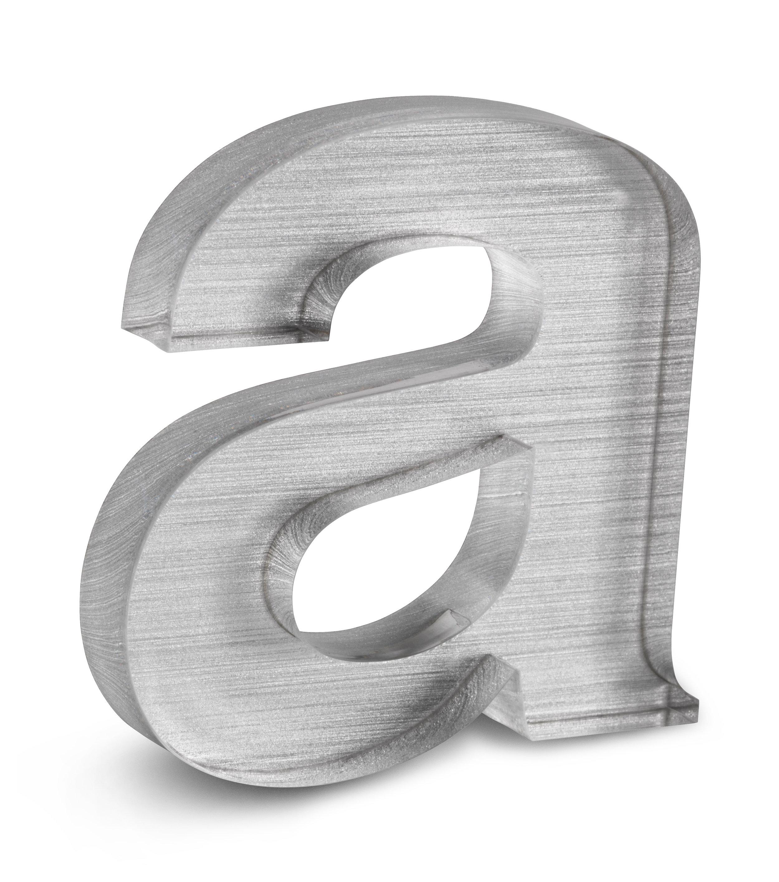 Acrytex Satin Aluminum