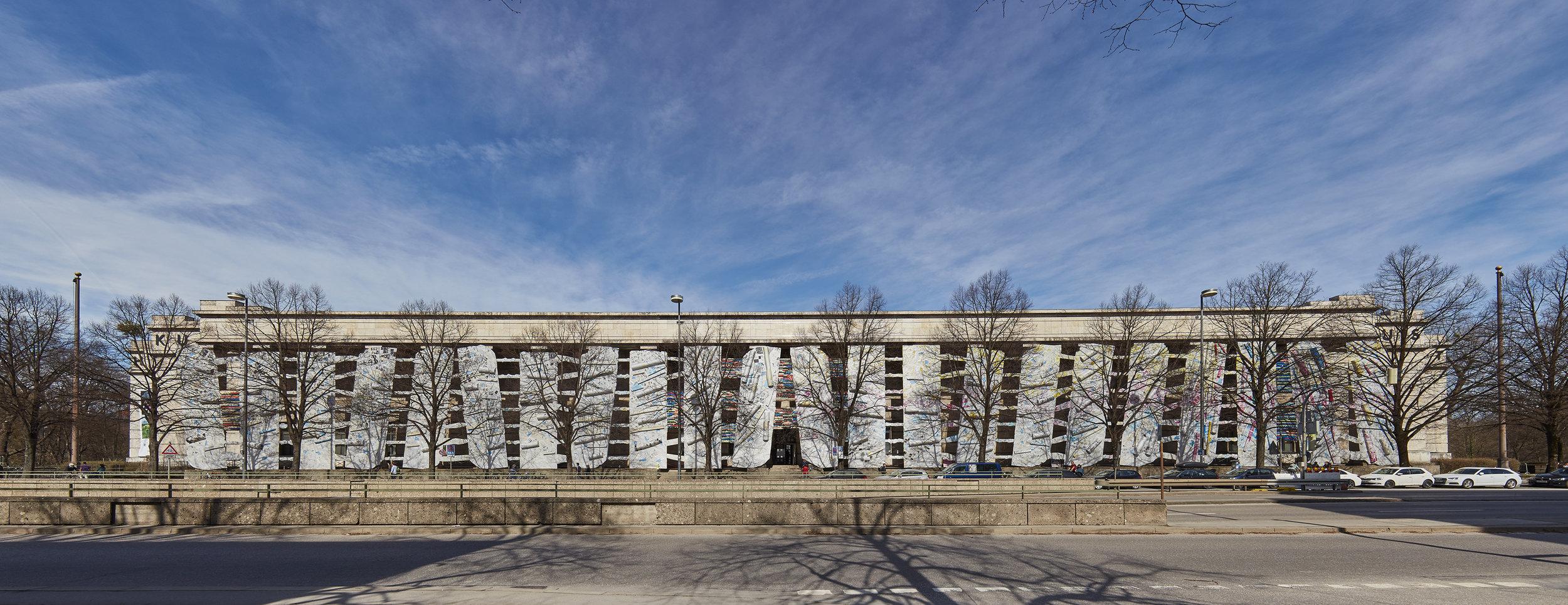 El Anatsui and the Institutional Politics of Munich's Haus der Kunst