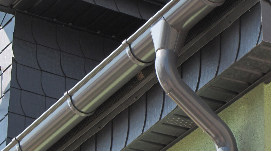 Gutters - If you need new gutters or leaf protection, we offer custom solutions and installation.