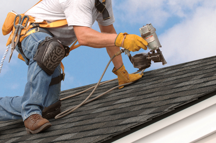Roof Replacement - When it's time for a new roof, we provide quality products and worry-free installation.