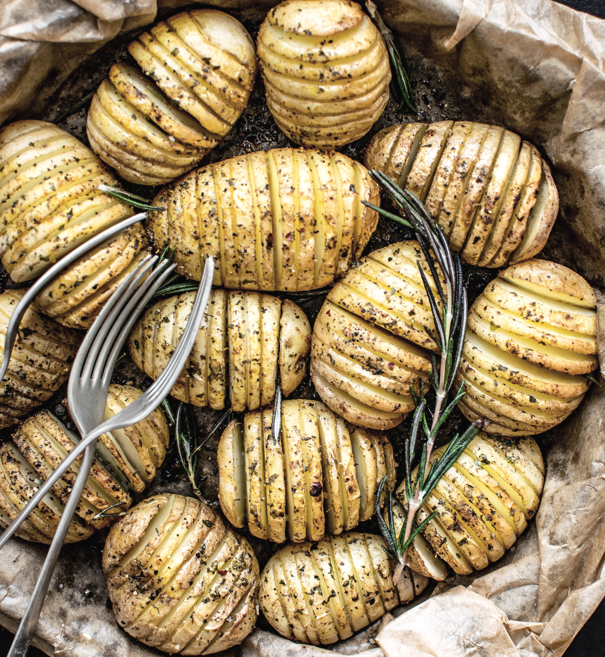 3 quick and easy potato meals