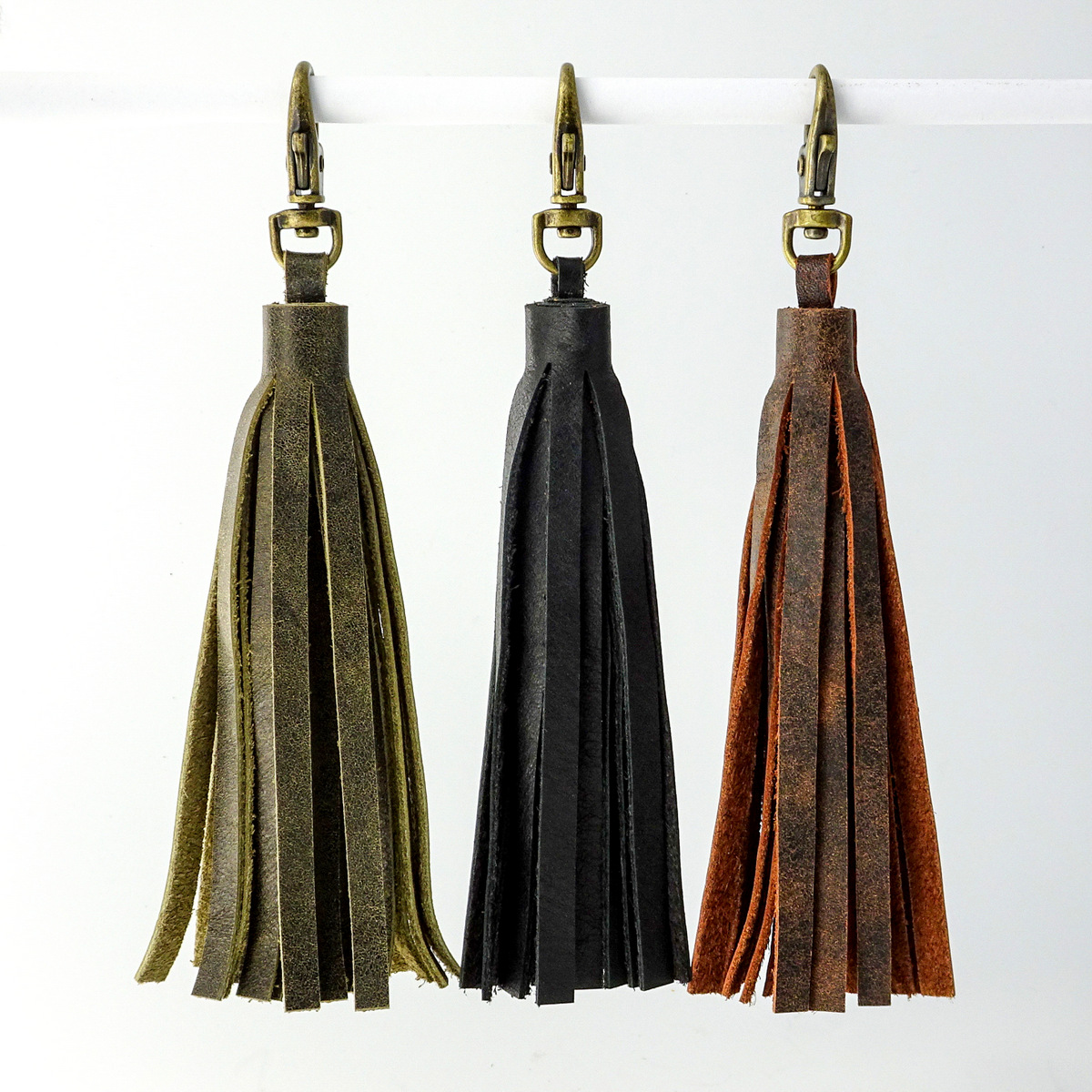 2-Handcrafted Leather Tassels, Nancy LaPlace, LaPlace Leather-001.jpg