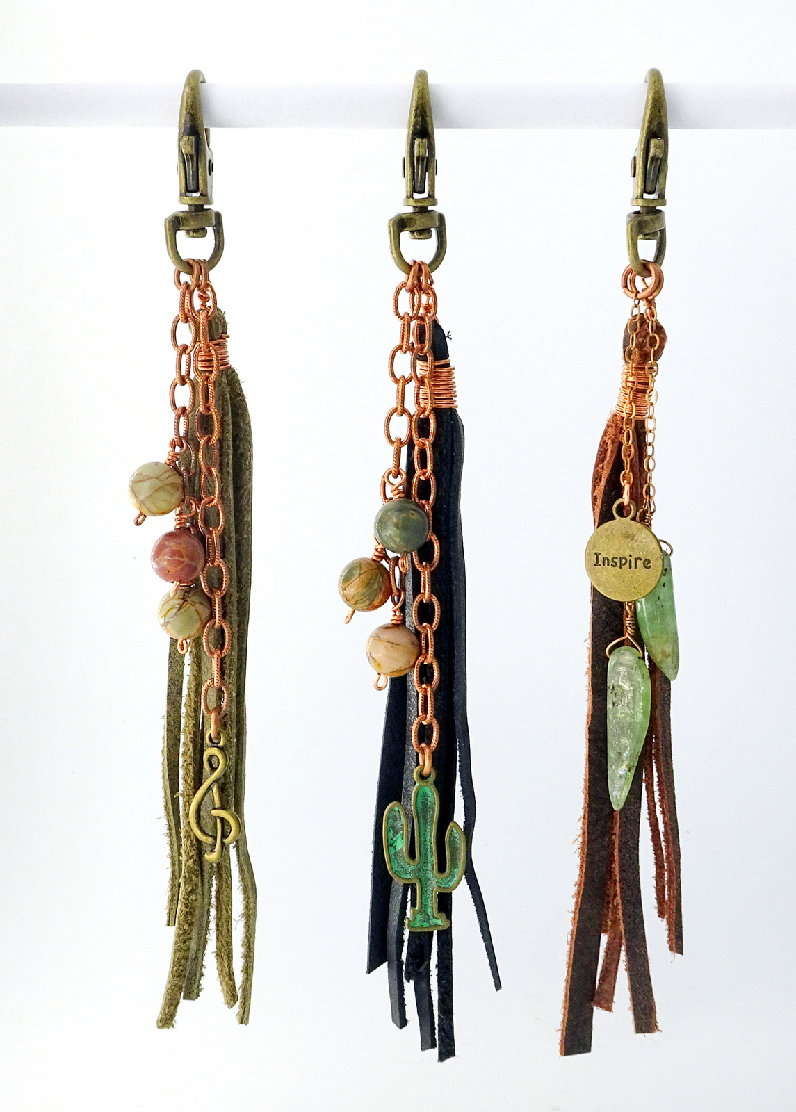 1-Handcrafted Leather Tassels, Nancy LaPlace, LaPlace Leather-002.JPG
