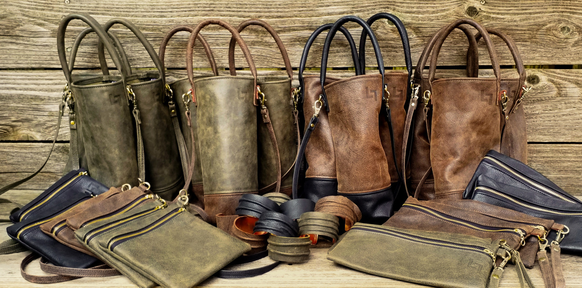 3-Handcrafted Leather Purses, LaPlace Leather, Memphis TN-002.JPG