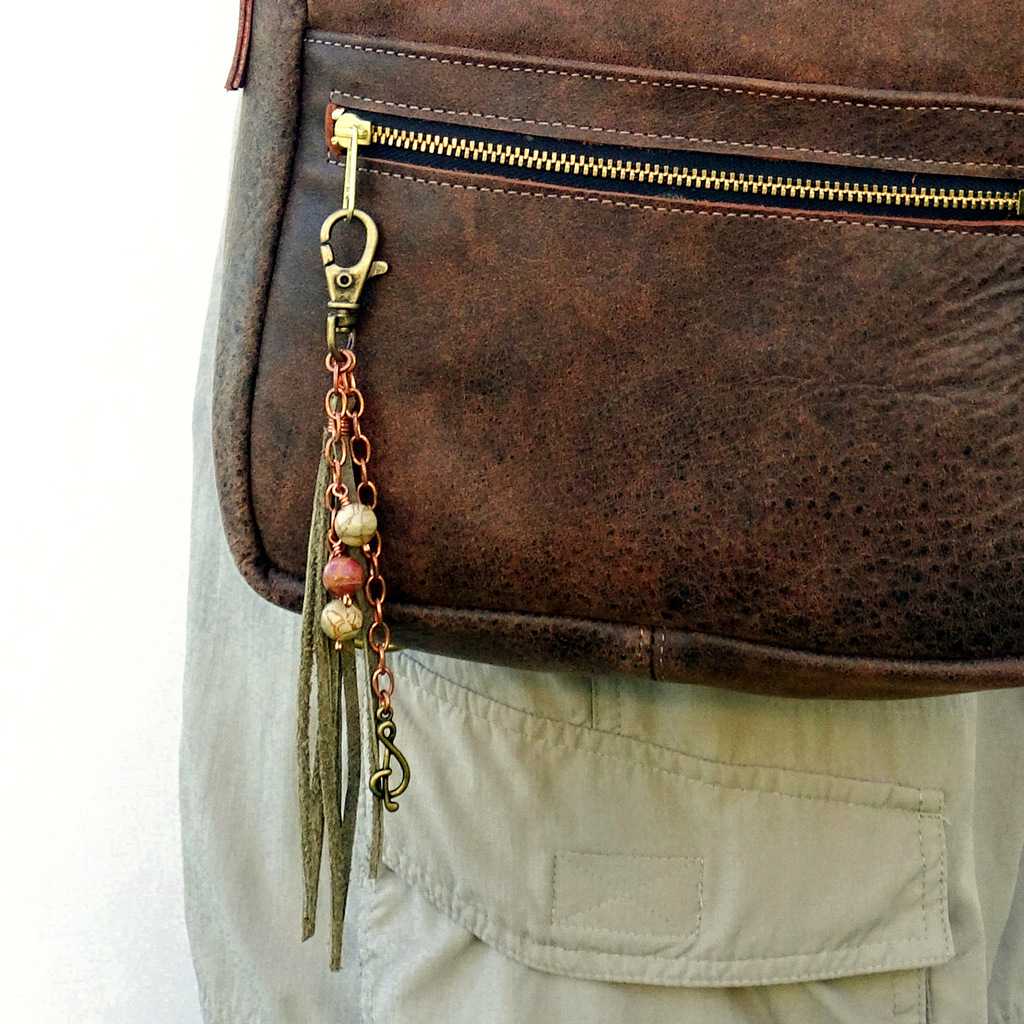 1-Handcrafted Leather Tassel Accessory, LaPlace Leather, TN-1-003.JPG