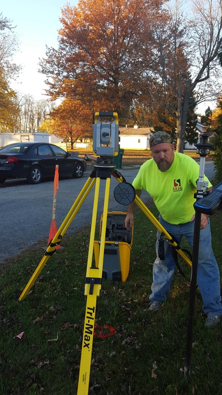 SEIG SURVEYING IS PROUD MEMBERS OF: - Member of Indiana Society of Professional Land SurveyorsNational Society of Professional Land SurveyorsMember of the Greenville Treaty Chapter ISPLS