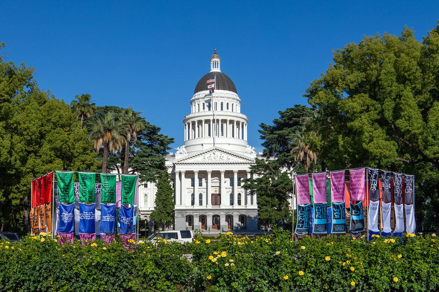 California State Capitol - Sacramento, USA