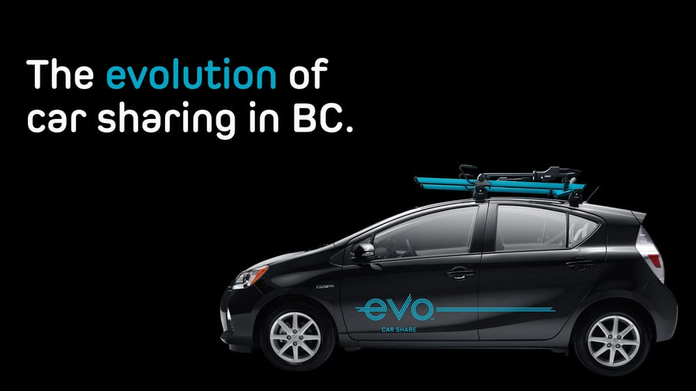 Car Share Services - Royal Centre is pleased to host onsite car-sharing services – EVO.