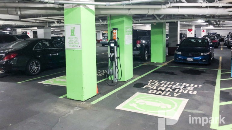 EV Charging Stations - Royal Centre offers two public use vehicle charging stations located on P1Free for all Royal Centre Patrons including daily, monthly and hotel guests3 hour maximum charging