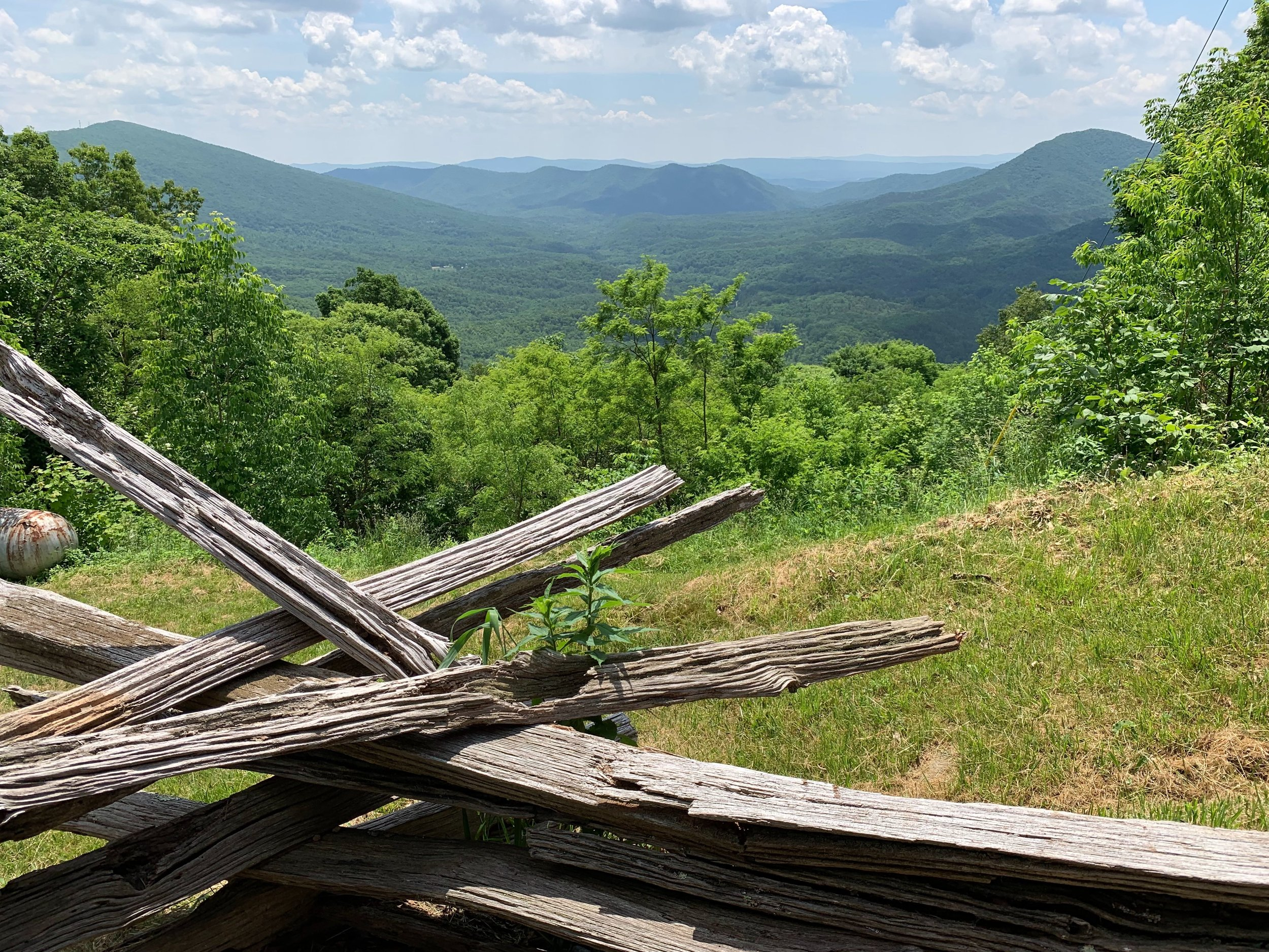 Copy of Wythe Mountains Image from iOS Kristina w fence.jpg