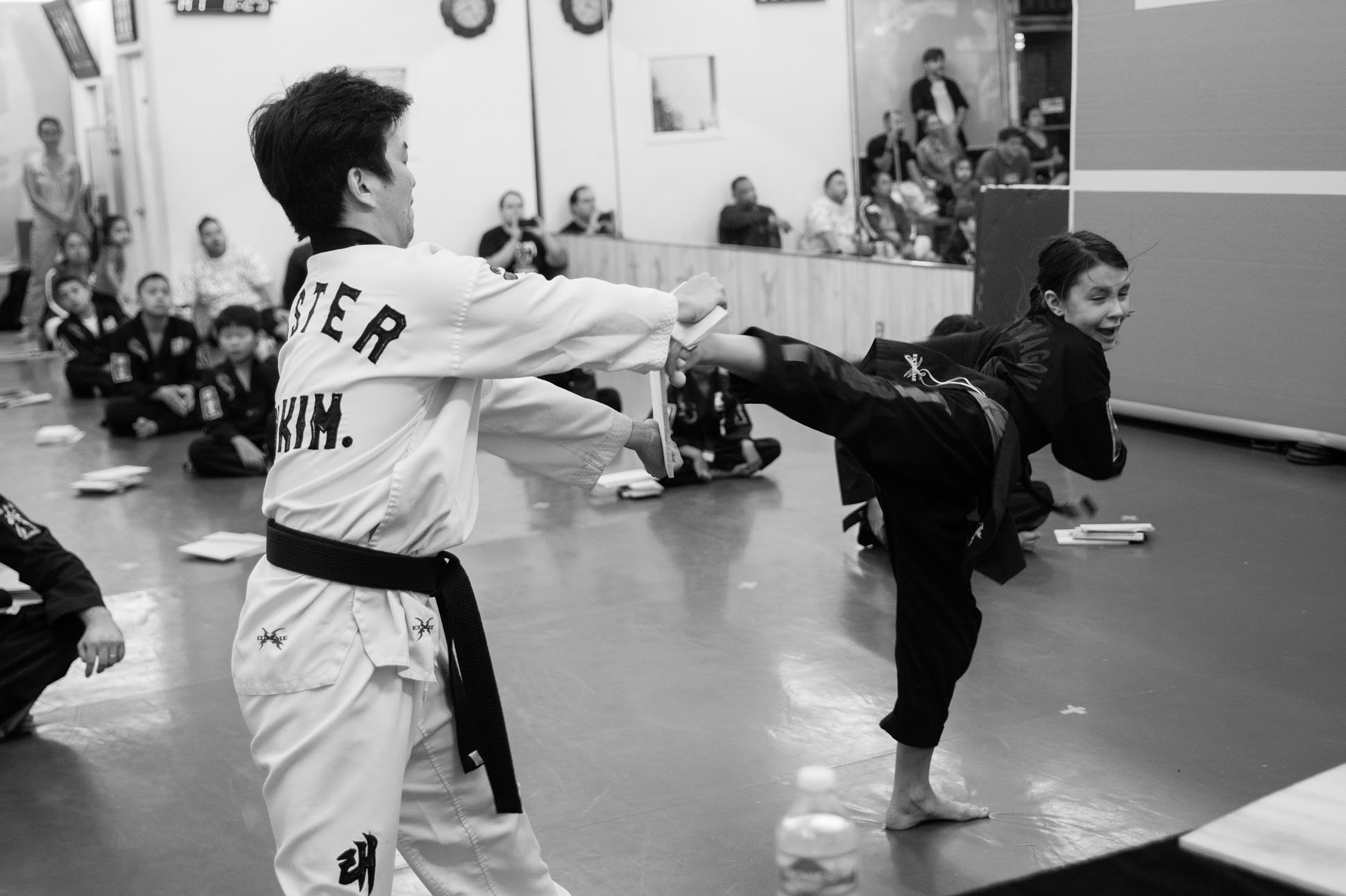 Our Mission — Double Dragon Tae Kwon Do