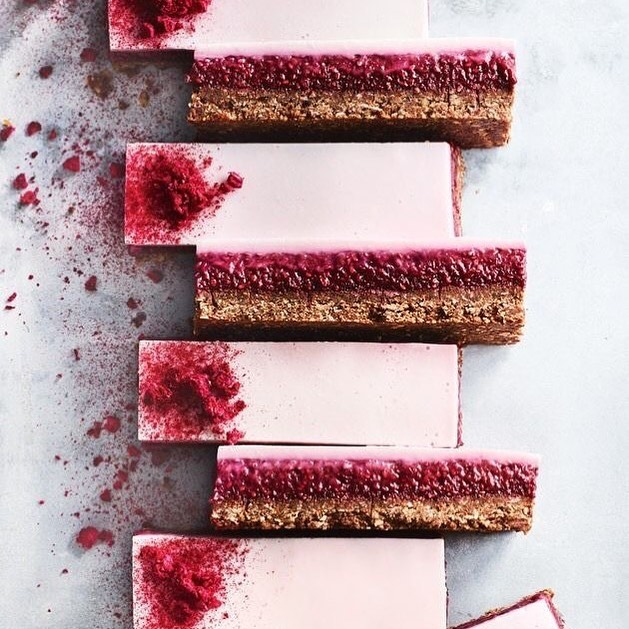 Rose and cardamom bars for your next Indian celebration. Photo: A Girl Inspired