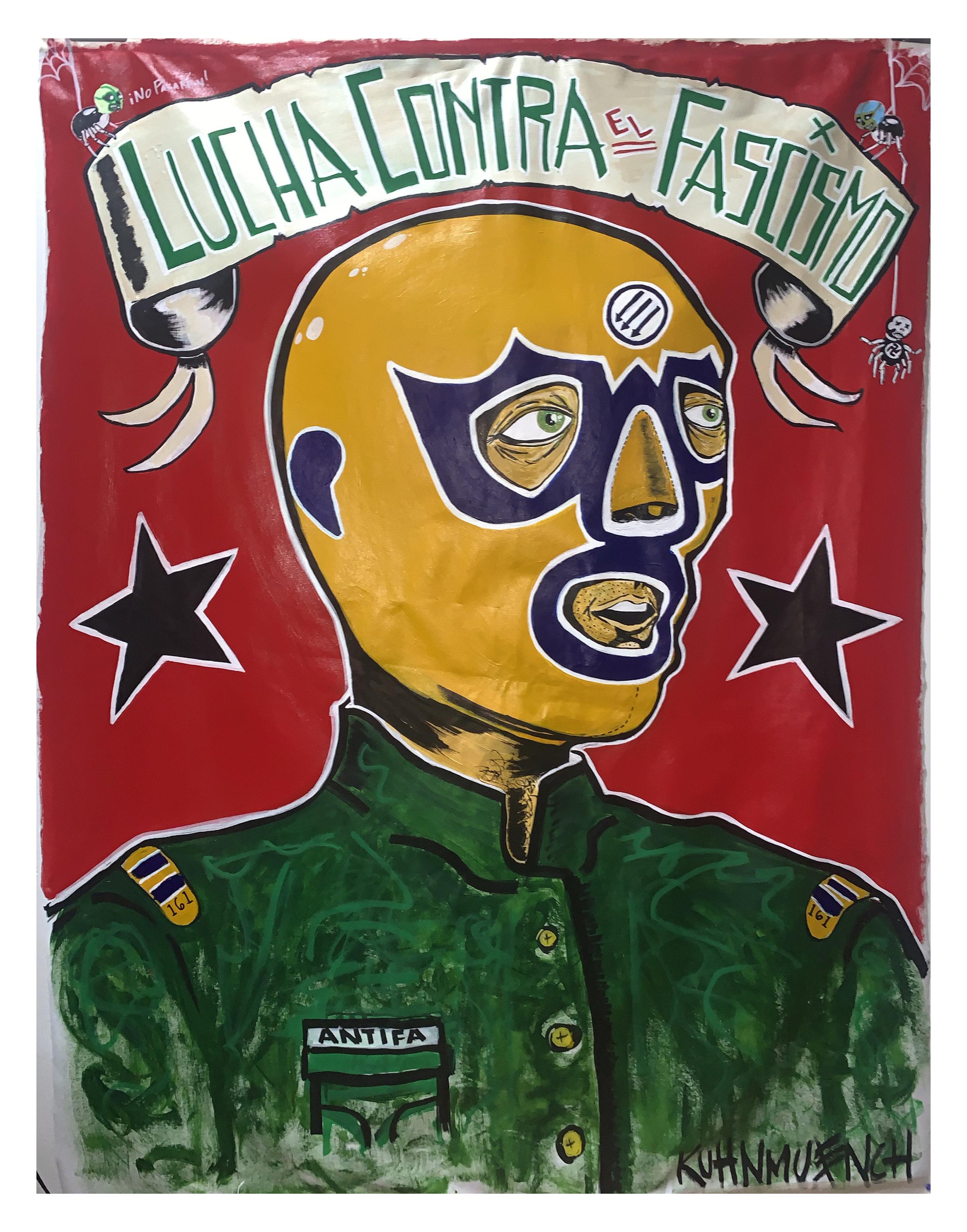 Lucha Contra el Fascismo
