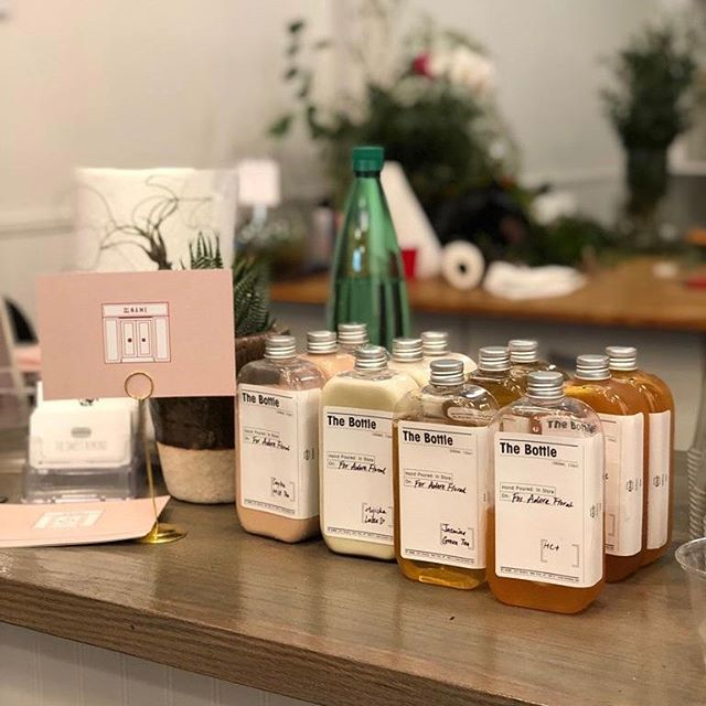 Did you know: @bynamenyc provides customizable catering for events? 😛😛 Guests couldn't resist the different flavors of The Bottle!  Check our website for more info: www.byname.nyc