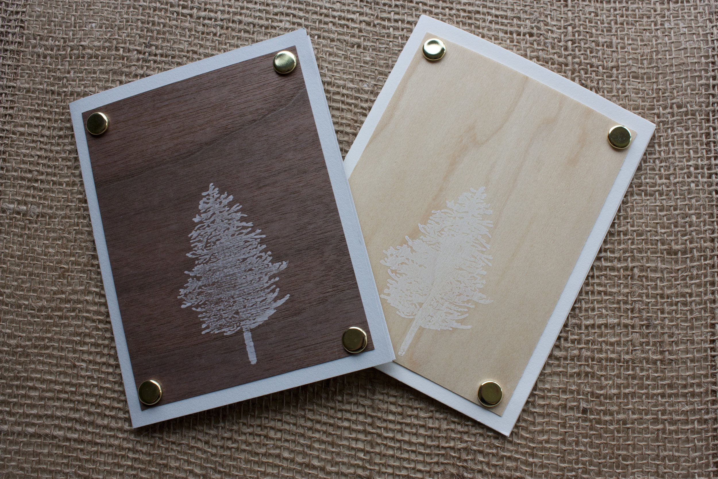 Doug Fir Greeting Cards