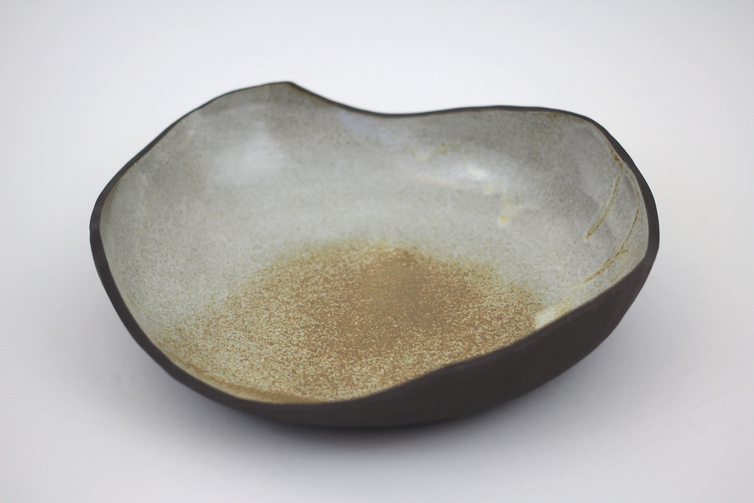 large bowl, speckle