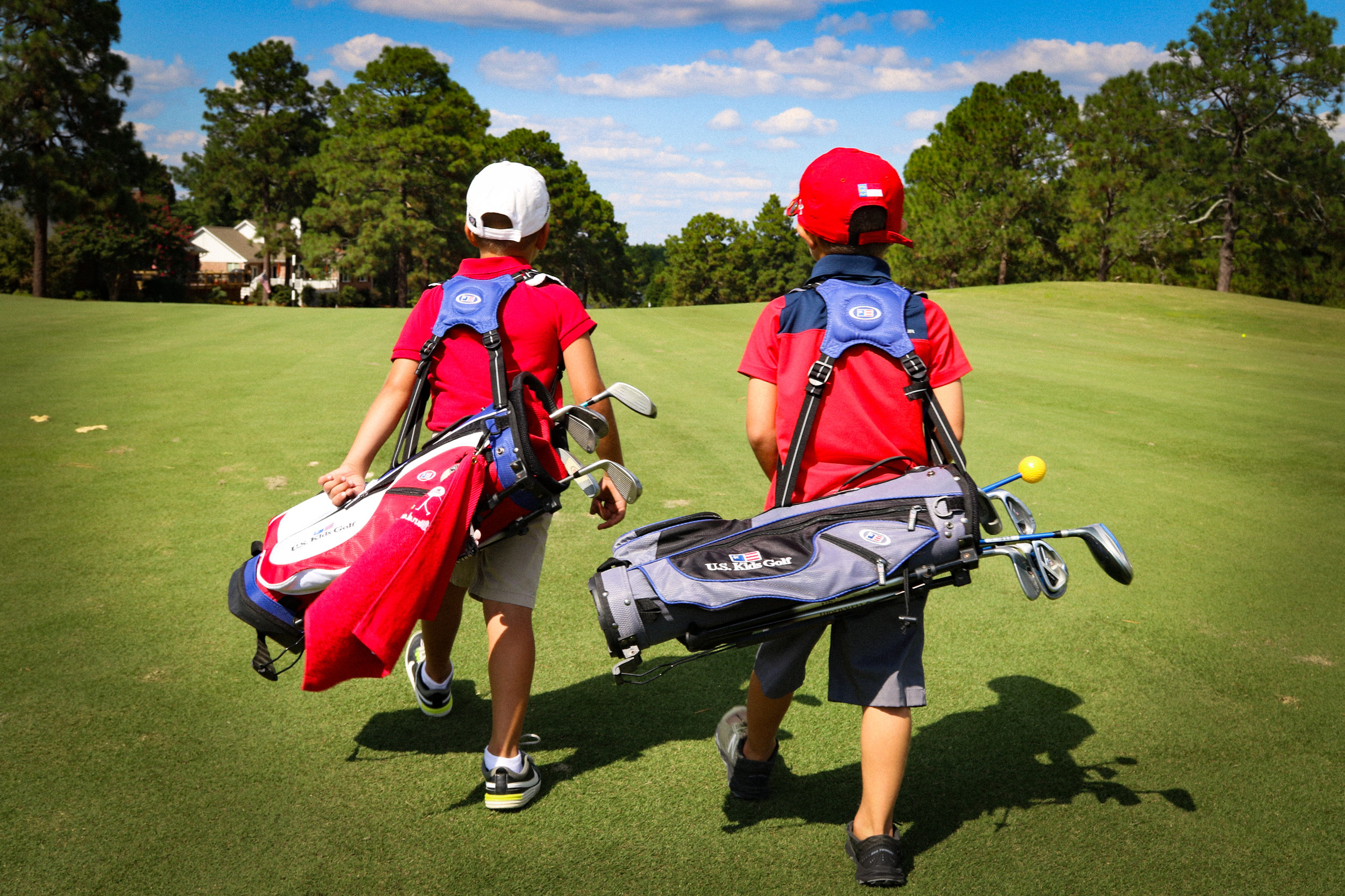 Properly fit equipment is essential in proper swing development. We set your player on the right path from the beginning.