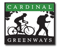 The Cardinal Greenway  features biking, running, walking trail, runs through the county and continues another 62 miles until it reaches the Ohio state line.