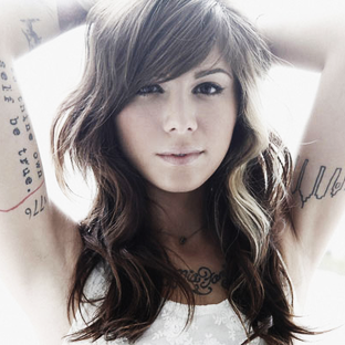 "Christina Perri   ""Valerie! You have saved my voice + my career + my heart! Thank you endlessly!"""