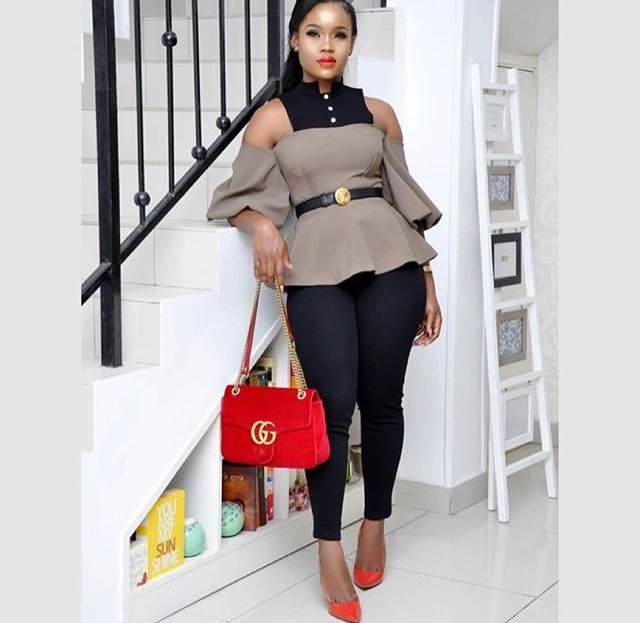@ceec_official seen in The JOY Blouse
