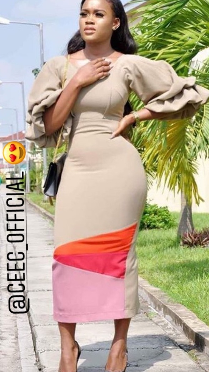@ceec_official in the BEVERLY HILLS Dress