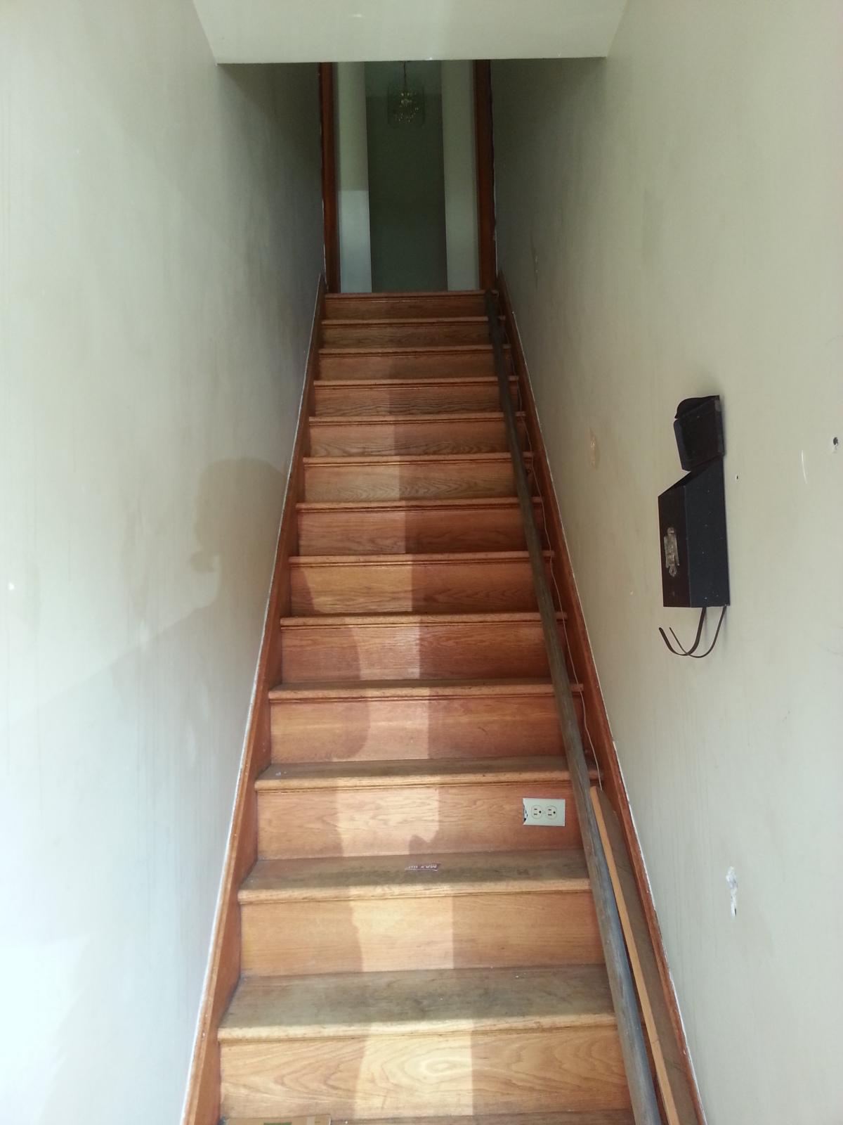 Stairway-Before