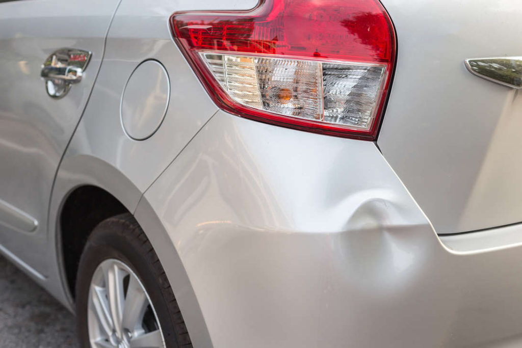 dent and scratch - Little things happen from time to time and we are here to help.