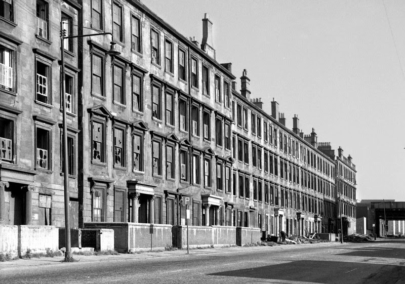 - For many years Gorbals had been the most notorious slum area in Britain…