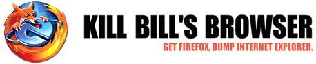 Kill Bill's Browser