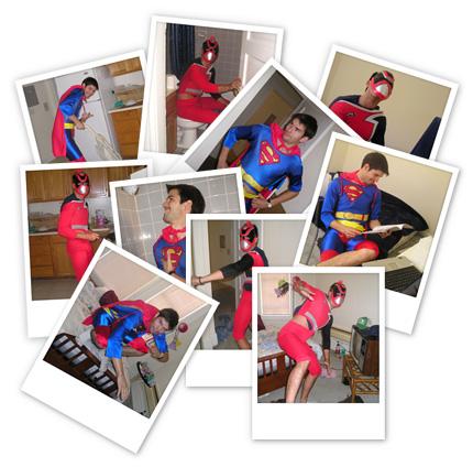 Ve a la galería de fotos de estos superhéroes
