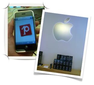 iPhone en NYC