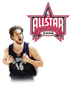 Gasol en el All-Star