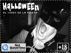 Video de Halloween 2003 en Pastrana