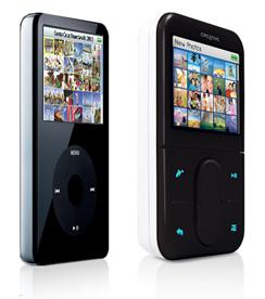 Creative plagia el iPod