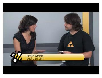 Pedro en Mobuzz