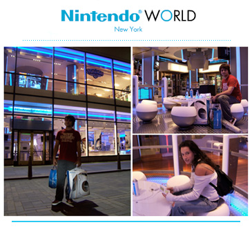 Nintendo World New York City