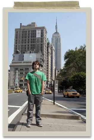 Fotos de Pedro en Nueva York