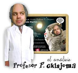 El análisis del profesor.