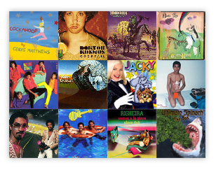 Las peores portadas de discos de la historia