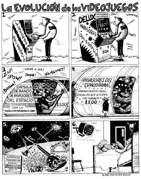 La Evolución de los Videojuegos