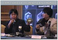 Ver el video de Miyamoto en España