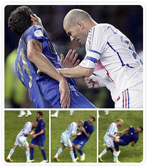 ¿¡Que has hecho, Zidane!?