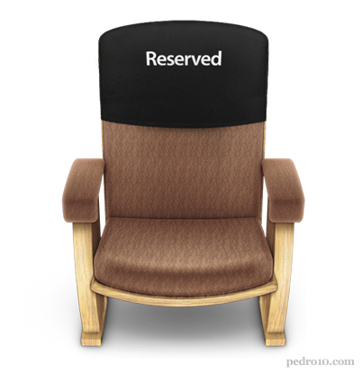 Just a empty Chair